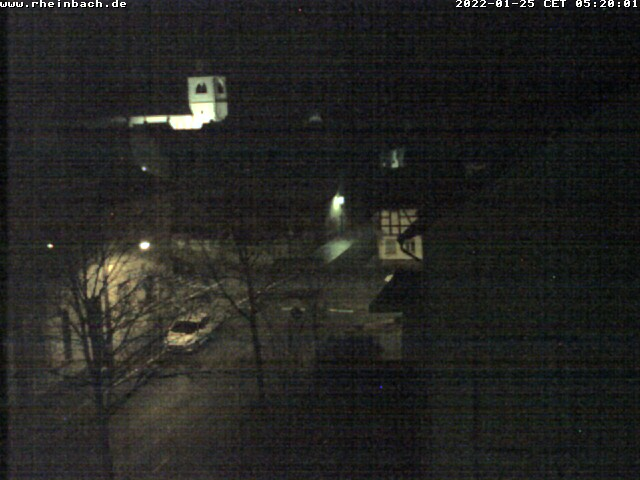 Bilder von der Webcam